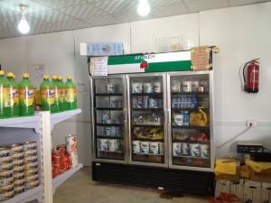 131003 ①キャンプ内に最近できたスーパーマーケット