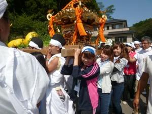 141002 ②祭り参加
