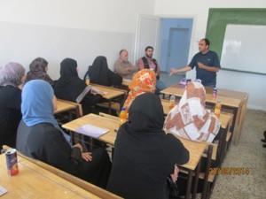 141016 ①PTAに対する衛生授業